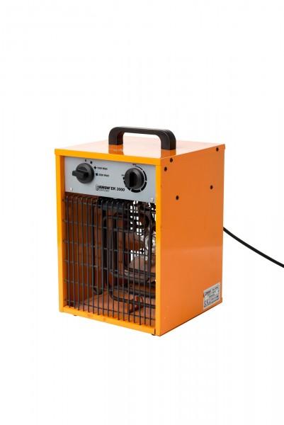 Elektroheizung 230 V 16A 3 kW