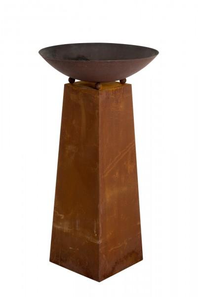 Feuerschale Ø 50 cm H. 80 cm