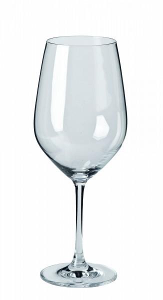 Rotweinglas Vina
