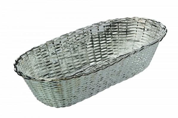 Korb oval 28 x 12 x 6 cm
