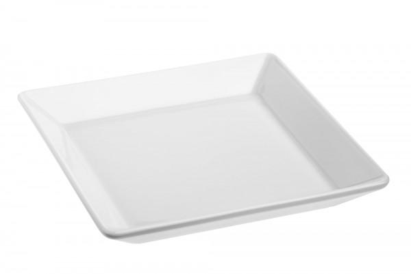Platte Quadrat 14 cm