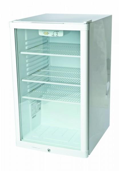 Kühlschrank mit Glastür 122 l
