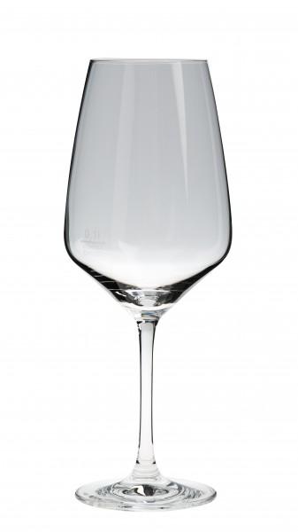 Rotweinglas Taste