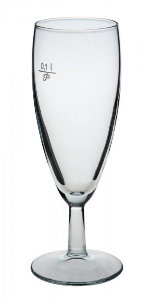 Sektglas Plain 0,1l