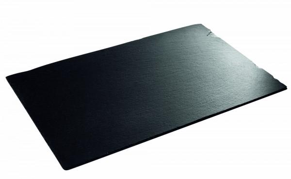 Naturschieferplatte 60 x 30 cm