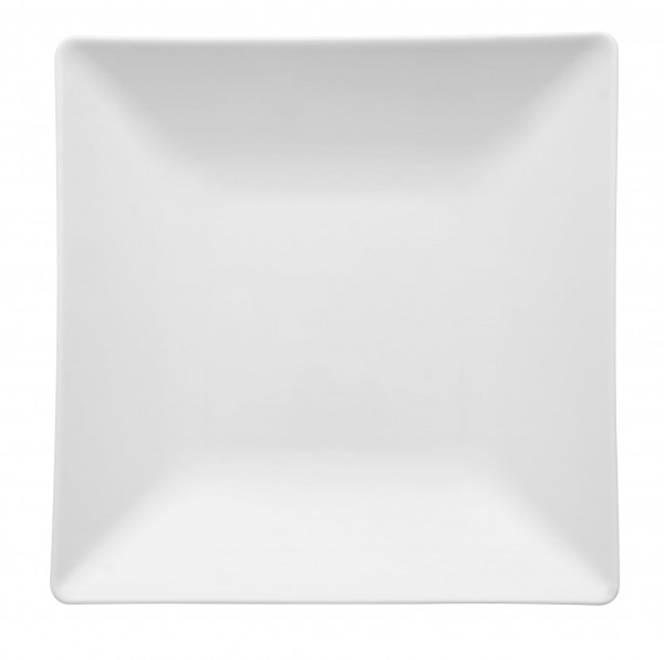 Teller Quadrat 24 cm