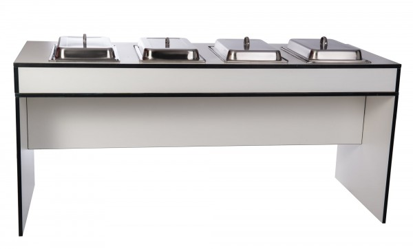 Chafing Dish Modul Torino 200 x 80 x 17,5 cm