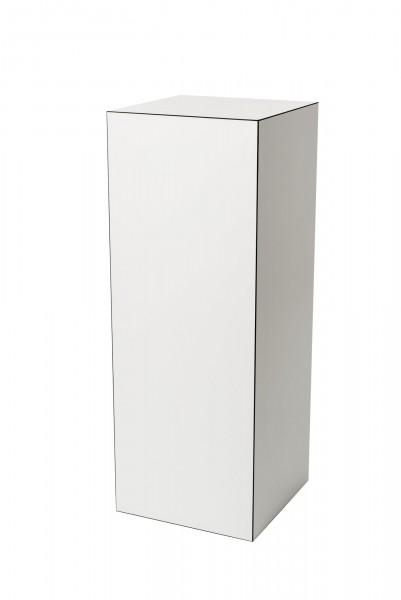 Stehtisch Cubus 40 x 40 cm H. 107 cm