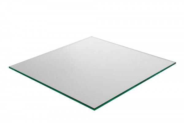 Glasplatte 45 x 45 cm