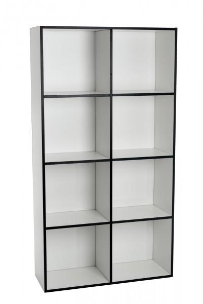 Regal Torino 104 x 39 cm H. 195 cm