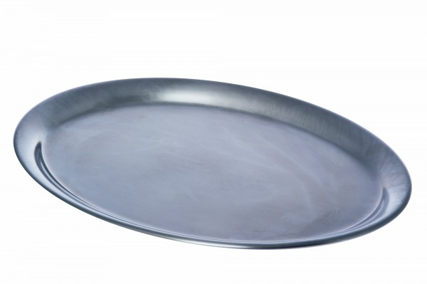 Platte oval 55 x 38 cm