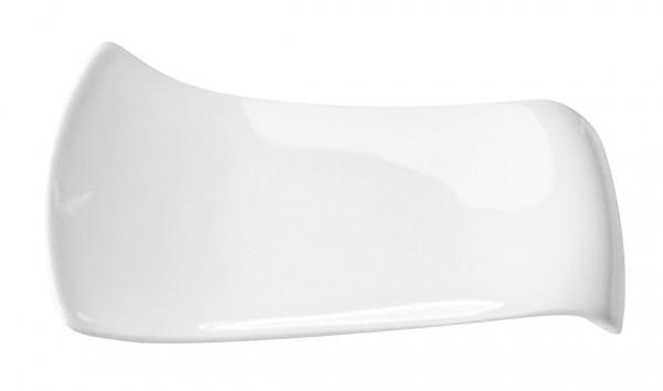 Platte Geschwungen 14 cm