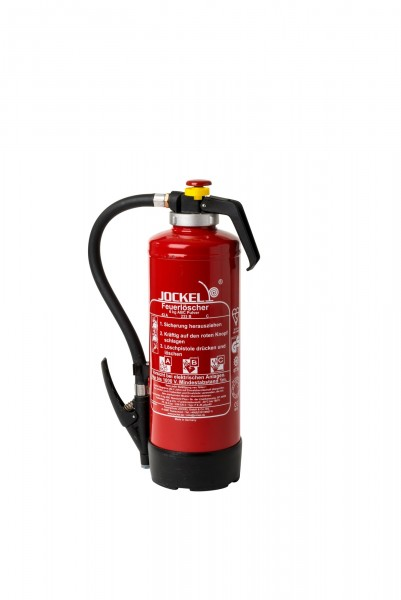 Feuerlöscher 6 KG ABC Pulver DIN EN3