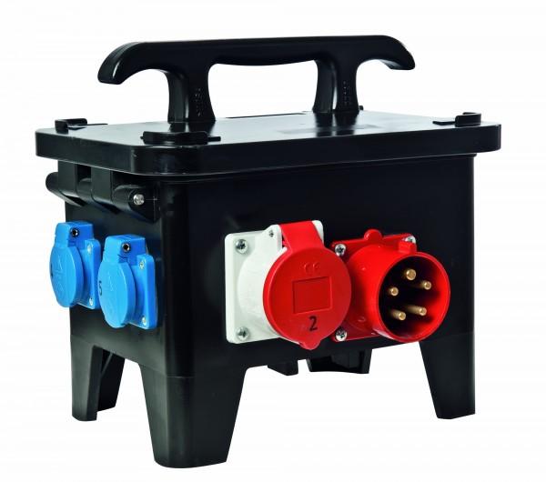 Stromverteiler 400 V 32 A