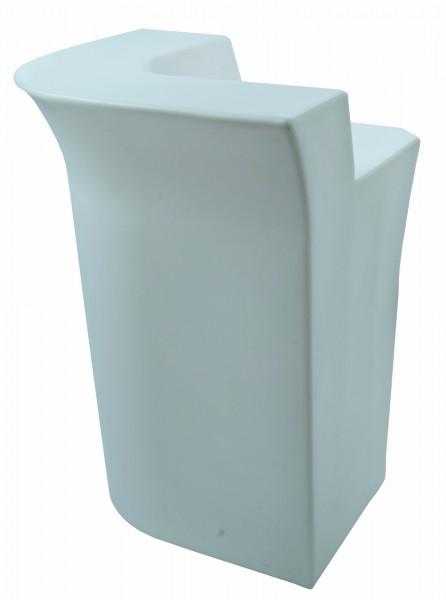 Jumbo Corner Eckelement 80 x 80 x 110 cm beleuchtbar