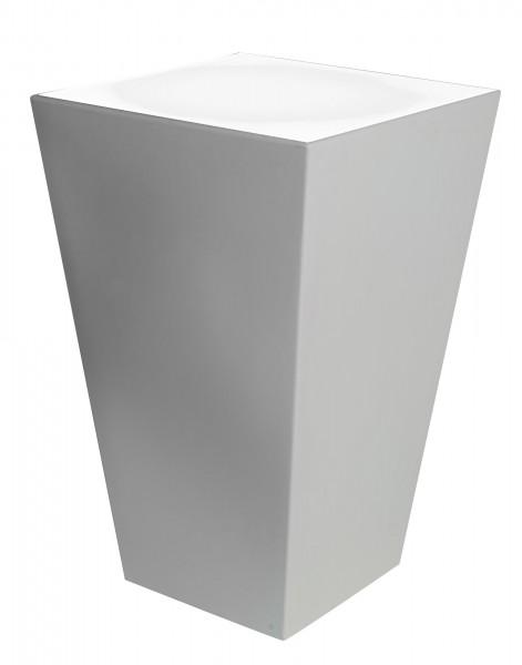 Stehtisch Conan 70 x 70 x 110 cm beleuchtbar