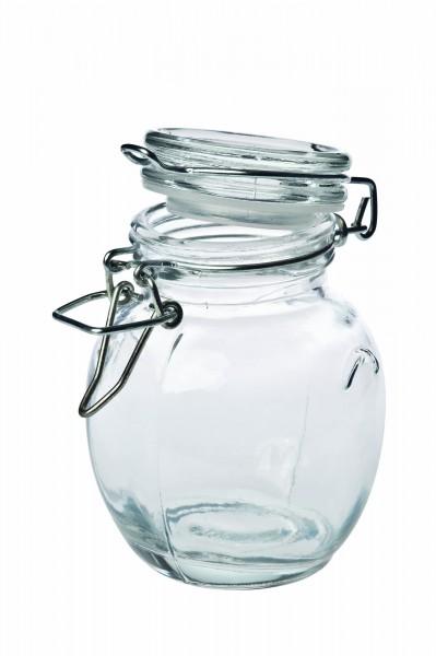 Miniatur-Einmachglas 80 ml
