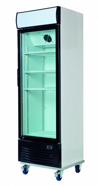 Kühlschrank mit Glastür 336 l