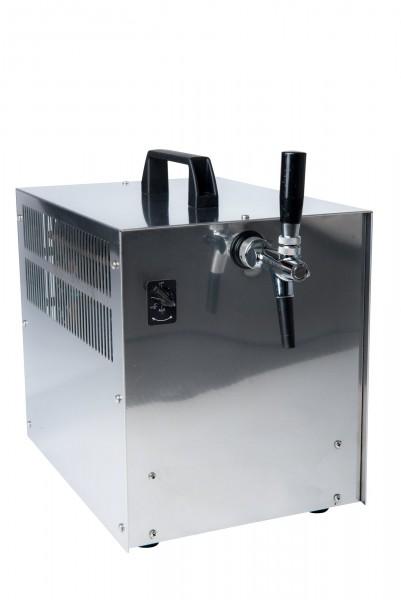 Zapfanlage 60 l / h Auftisch einleitig